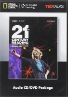 21st Century Reading 2: Creative Thinking and Reading with Ted Talks Audio CD/DVD Package