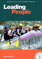 INTERNATIONAL MANAGEMENT SERIES: LEADING PEOPLE with AUDIO CD