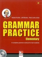 GRAMMAR PRACTICE ELEMENTARY with CD-ROM