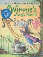 WINNIE´S MAGIC WAND + AUDIO CD PK