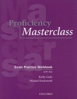 NEW PROFICIENCY MASTERCLASS WORKBOOK WITH KEY + AUDIO CD PACK