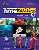 TIME ZONES 4 STUDENT´S BOOK + MULTIROM PACK