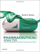 Pharmaceutical Analysis: A Textbook for Pharmacy Students , 4th Ed.