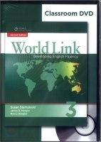 WORLD LINK Second Edition 3 CLASSROOM DVD