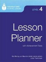 FOUNDATIONS READING LIBRARY Level 4 LESSON PLANNER with ACHIEVMENT TESTS