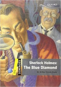 DOMINOES Second Edition Level 1 - SHERLOCK HOLMES: THE BLUE DIAMOND + MultiROM Pack