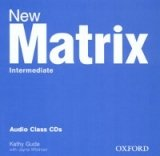 NEW MATRIX INTERMEDIATE CLASS AUDIO CDs /2/