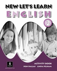 New Let's Learn English Activity Book 2