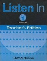 LISTEN IN Second Edition 1 TEACHER´S EDITION
