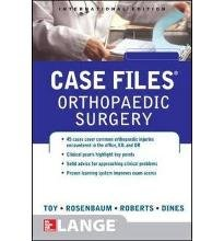 Case Files: Orthopaedics
