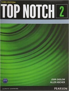 Top Notch Third Edition 2 Student Book