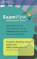 FOOTPRINT READERS LIBRARY Level 3000 EXAMVIEW SUITE CD-ROM