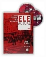 ELE ACTUAL A2 LIBRO DEL ALUMNO + CD AUDIO