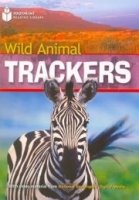 FOOTPRINT READERS LIBRARY Level 1000 - WILD ANIMAL TRACKERS + MultiDVD Pack