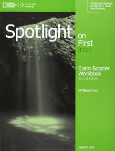 SPOTLIGHT ON FIRST (FCE) Second Edition EXAM BOOSTER WORKBOOK without KEY with AUDIO CD