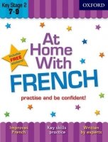 AT HOME WITH FRENCH (Age 7-9)