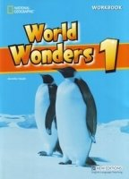 WORLD WONDERS 1 WORKBOOK WITHOUT KEY