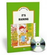 TELL AND SING A STORY: IT´S RAINING with AUDIO CD