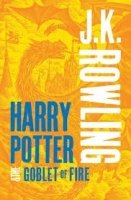 Harry Potter and the Goblet of Fire Adult Cover PB