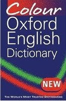 COLOUR OXFORD ENGLISH DICTIONARY 3rd Edition