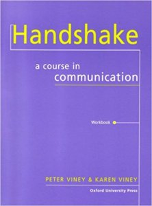 HANDSHAKE: A COURSE IN COMMUNICATION WORKBOOK