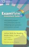 ACTIVE SKILLS FOR READING Second Edition INTRO/1/2 EXAMVIEW ASSESMENT SUITE CD-ROM