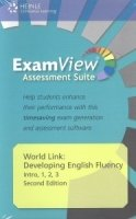 WORLD LINK Second Edition ASSESSMENT CD-ROM WITH EXAMVIEW® (Levels INTRO - 3)