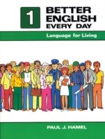 Better English Every Day Bk. 1: Language for Living
