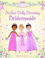 Sticker Dolly Dressing: Bridesmates
