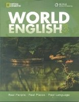 WORLD ENGLISH 3 STUDENT´S BOOK + CD-ROM PACK