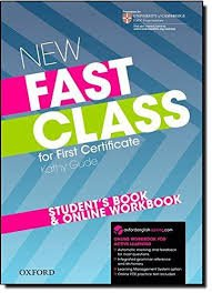 FAST CLASS New Edition STUDENT´S BOOK WITH ONLINE WORKBOOK PACK