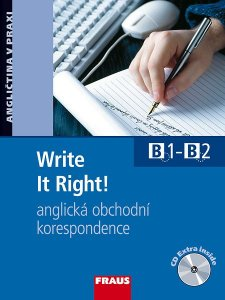 Write It Right! UČ + CD