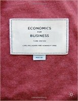 Economics for Business, 3th Ed.