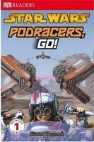 DORLING KINDERSLEY READERS 1 - STAR WARS PODRACERS, GO!