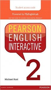 Pearson English Interactive 2 Student Online Version Am English (Access Card)