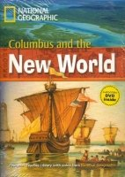 FOOTPRINT READERS LIBRARY Level 800 - COLUMBUS AND THE NEW WORLD + MultiDVD Pack (American English)