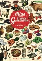 Atlas de la France gourmande