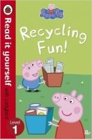 Peppa Pig: Recycling Fun (Read it yourself with Ladybird: Level 1)