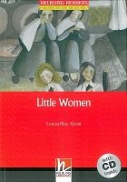 HELBLING READERS CLASSICS LEVEL 2 RED LINE - LITTLE WOMEN + AUDIO CD PACK