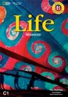 LIFE ADVANCED SPLIT EDITION B WITH DVD + WORKBOOK AUDIO CDs