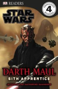 DK READERS 4 STAR WARS: DARTH MAUL SITH APPRENTICE