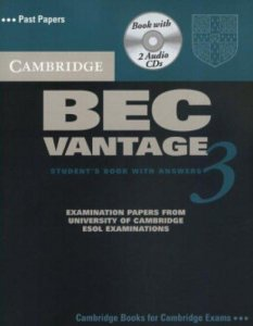 Cambridge BEC 3 Vantage Self-study Pack