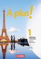 A Plus! 1 Carnet d´Activites Avec CD Audio