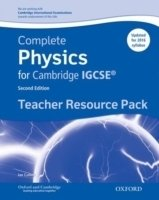 Complete Physics for Cambridge IGCSE Teacher Resource Pack, 2nd ed.