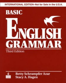 Basic English Grammar - With CD W/O Ans