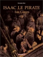 Bd, Isaac Le Pirate - Les Glaces (Tome 2)