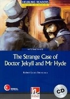 HELBLING READERS CLASSICS LEVEL 5 BLUE LINE - STRANGE CASE OF DR JEKYLL AND MR HYDE + AUDIO CD PACK