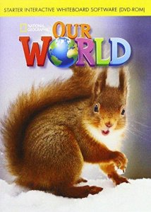 Our World Level Starter Interactive Whiteboard Software (dvd-rom)