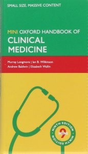 Oxford Handbook of Clinical Medicine-Mini, 9th Ed.