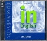 IN ENGLISH ELEMENTARY CLASS AUDIO CDs /2/